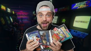 10 FAVORITE Video Games of All Time!   RGT 85