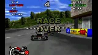 Formula Karts (Playable Demo) - Official UK Playstation Magazine 12 vol. 2