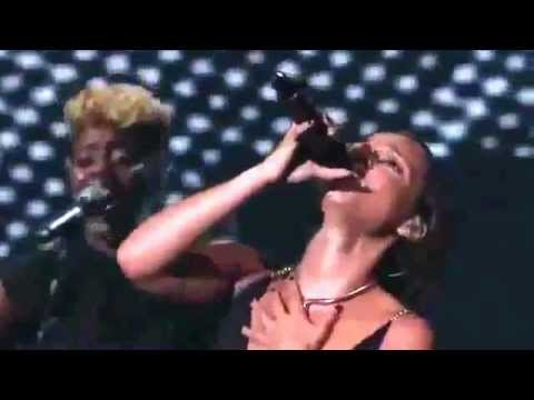 Alicia Keys performance at the iTunes Festival 2012.avi