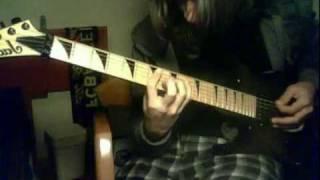 Stratovarius - 4000 Rainy Nights (Guitar Cover)