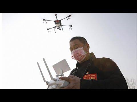 Ventilators, Robots and Drones - BBC Click