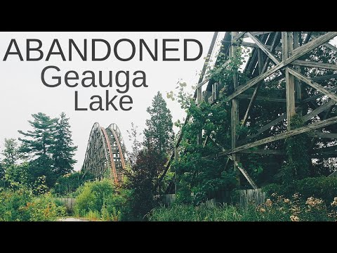 Abandoned - Geauga Lake