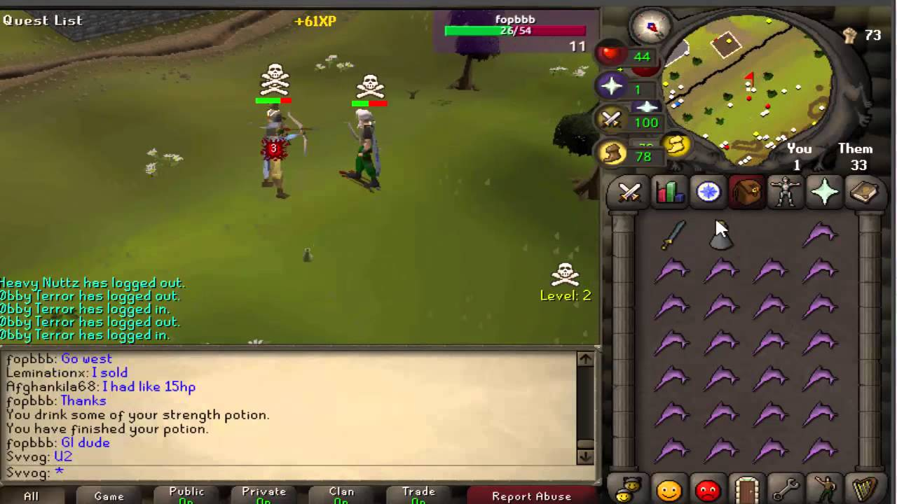 how to make a range 2h Pretty expensive to make, but is worth it in the end range  types of f2p pures, pkers and hybrids  also considering a 40def range 2h for all.