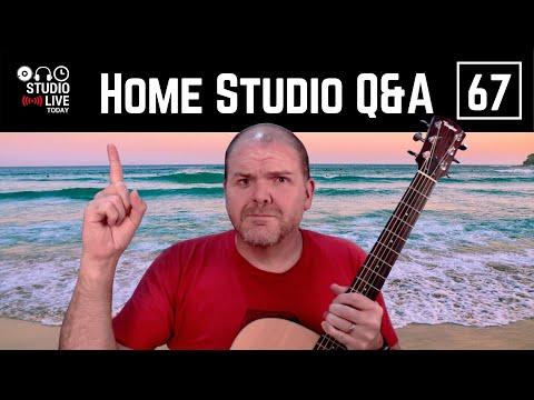 Holidays   Home Studio Q&A #67