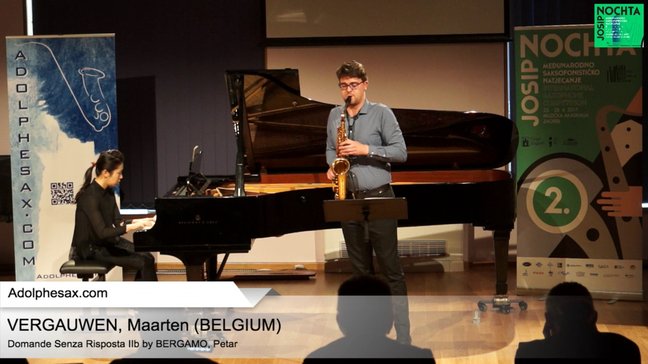 Domande senza risposta IIb by  Petar Bergamo – VERGAUWEN, Maarten (Belgium)