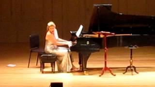 susan graham sings la vie en rose boston 2013