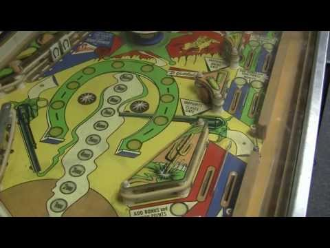 royal flush pinball machine how to play and score big