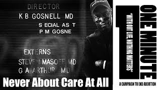 Never About Care At All! || #LifeLongRegretIsReal