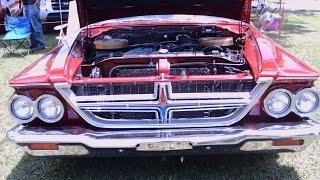 1964 Chrysler 300K Hardtop Red LakeHelen042614