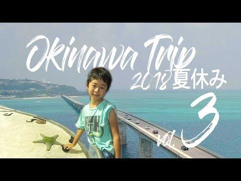 #20 沖縄旅行 Part 3・美ら海水族館 Churaumi Aquarium・4泊5日 2018 Okinawa Trip