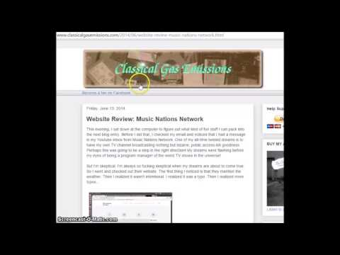 Music Nations Network Scam 2016 - Music Nations Review - Network Scam