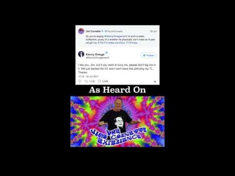 Jim Cornette on Kenny Omega, Video Game Wrestlers & Twitter