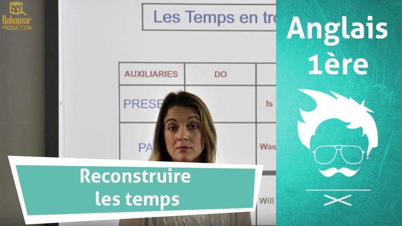 Anglais Comprendre Les Temps Et La Conjugaison En Anglais Youtube