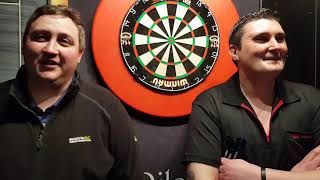 PDC UK Open: Meet the last two qualifiers from Rileys Wolverhampton -  and John Part's opponent!