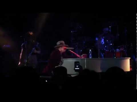Guns N Roses - Another Brick in the Wall Part 2 - LA House of Blues on Sunset - 3/12/12
