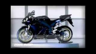 Вся история легендарной R серии мотоциклов Yamaha (History of Yamaha R1 generation)