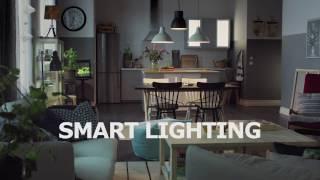 Smart belysning- Livet hjemmet