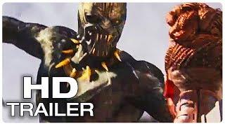 Black Panther 8 Minute Trailer (2018) Marvel Superhero Movie HD