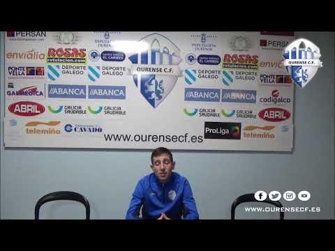 BRAIS PÉREZ Juvenil A Ourense CF