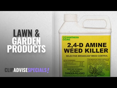 10 Best Selling Southern Ag Lawn & Garden Products [2018 ]: Southern Ag 2,4-D Amine Weed Killer