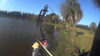 Pesca com Arco Brasil Guilherme