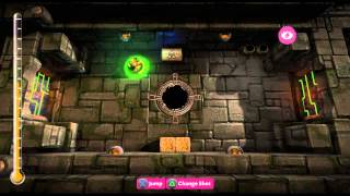 [LBP3]Dynamic Thermometer test