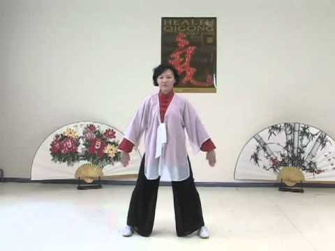 Health Qigong..' Ba Duan Jin '... Eight Treasures ...by Master Faye Yip.
