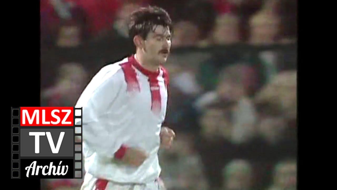Norvégia-Magyarország | 3-0 | 1996. 10. 09 | MLSZ TV Archív