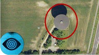 Versteckt Google Earth Alien-Objekte?