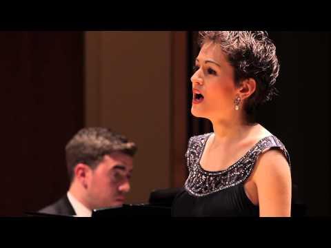 POULENC Deux Poèmes de Louis Aragon: C - Amy Broadbent, soprano - 2014