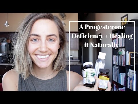 progesterone-deficiency-+-healing-it-naturally