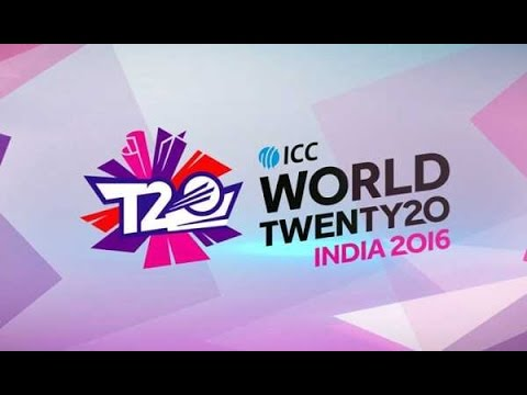 ICC T20 World Cup 2016 Schedule Live