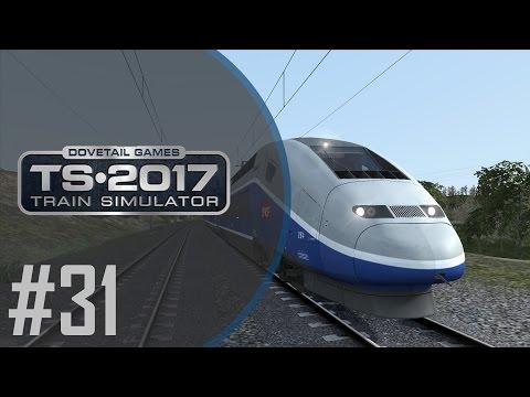 TS2017 | #31 | Geschwindigkeitsrausch? | LGV: Marseille - Avignon - Teil 2 | SNCF TGV Duplex