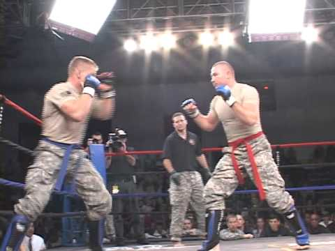 2010 Army Combatives Tournament At Fort Benning