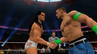 WWE 2K15 - Proving Ground - Bo Dallas
