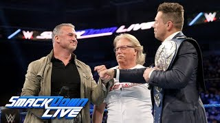 Shane McMahon surprises The A-Lister with his father, who has somet...