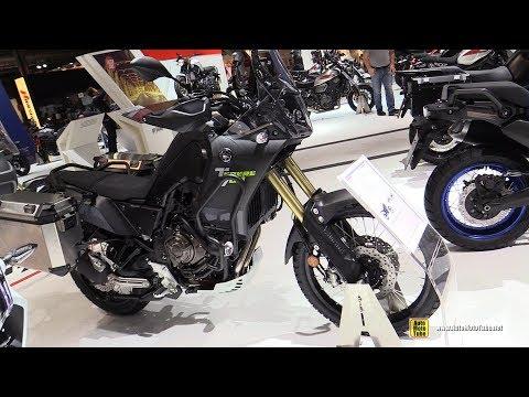 Yamaha Tenere  - Walkaround - Debut at  EICMA Milan