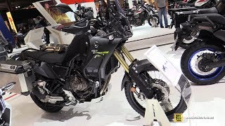 2019 Yamaha Tenere 700 - Walkaround - Debut at 2018 EICMA Milan