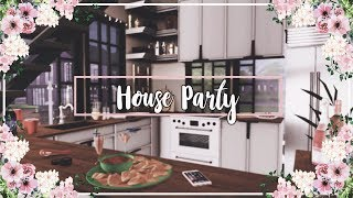 🎉 The Sims 4: House Party & STORY TIME + CC LIST 🎉