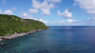 宮古島、伊良部島の海から🤙
