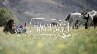 The Travelocity Roaming Gnome | #iWannaGo Horseback Riding