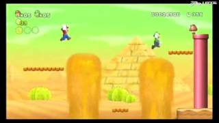 New Super Mario Bros. Wii (video del juego)