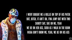 DaBaby ft. NBA YoungBoy - JUMP (Lyrics)