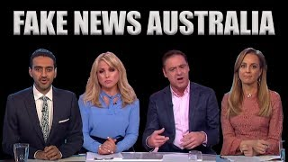 Fake News Australia: A Feature Not A Bug