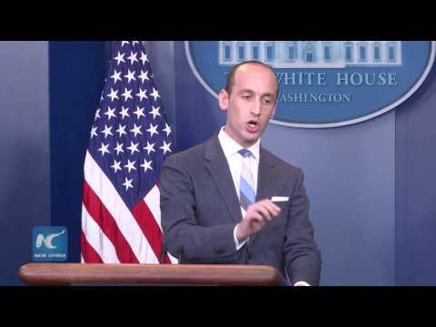 White House advisor Stephen Miller clashes with CNN