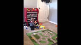 Kyler toy bin