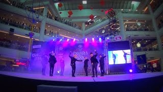 150711 BRUTE cover BTS - Intro + DANGER + DOPE(쩔어) @BOTY Cover Dance 2015