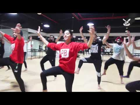 Learn how to do bhangra Pbkdp