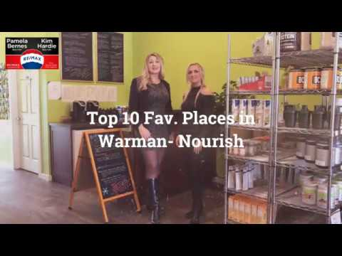 Top 10 Places In Warman - Nourish Natural Health Food Store