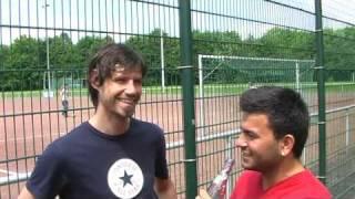VfL Kamen Rocco Wenzel im Interview 30.05.10